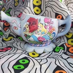 Alice In Wonderland decorative teapot
